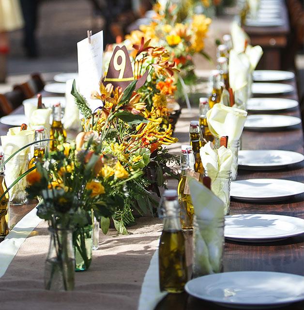 Rental Companies San Francisco: Party Rentals, Tent Rentals, Wedding